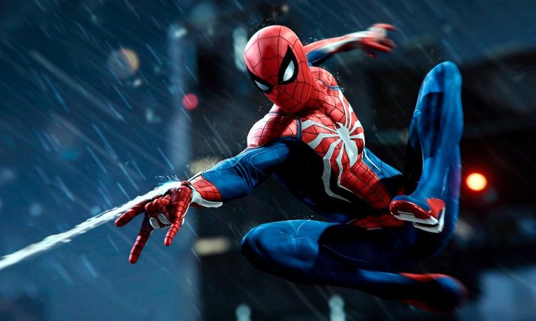 Marvel spiderman llega para PS5