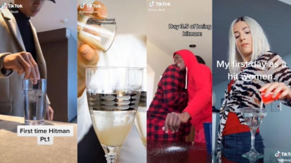 La tendencia de Hitman 3 que se volvió viral en TikTok