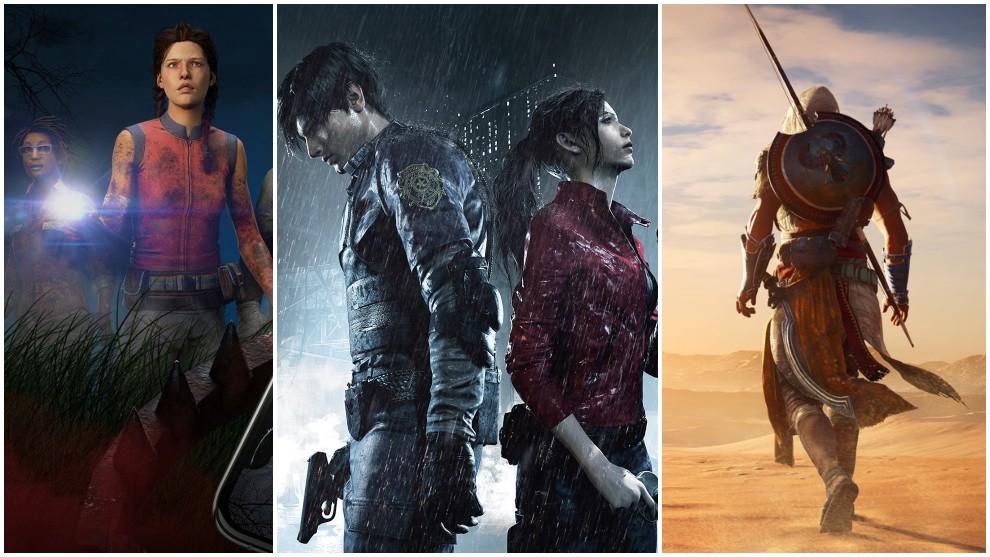 PS5: Dead by Dayligh, Resident Evil 2 y muchos más juegos por menos de 20 euros