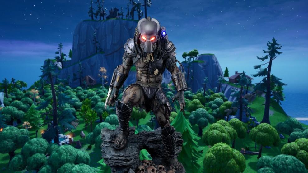 Fortnite: Predator llega a Fortnite en su última actualización: ¡puedes encontrarlo aquí!