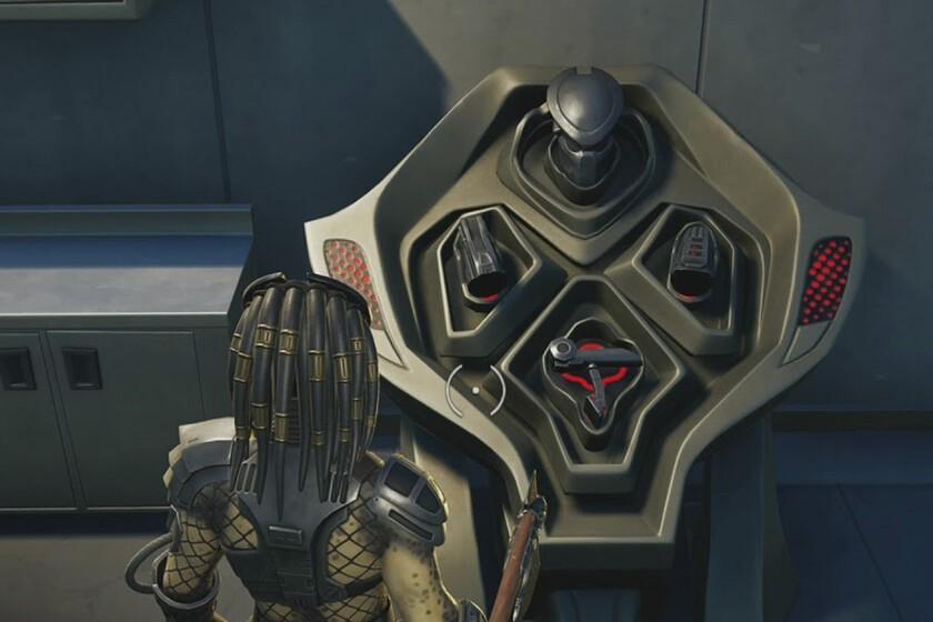 ¿Dónde está el apartamento del Predator en Hunter's House en Fortnite?