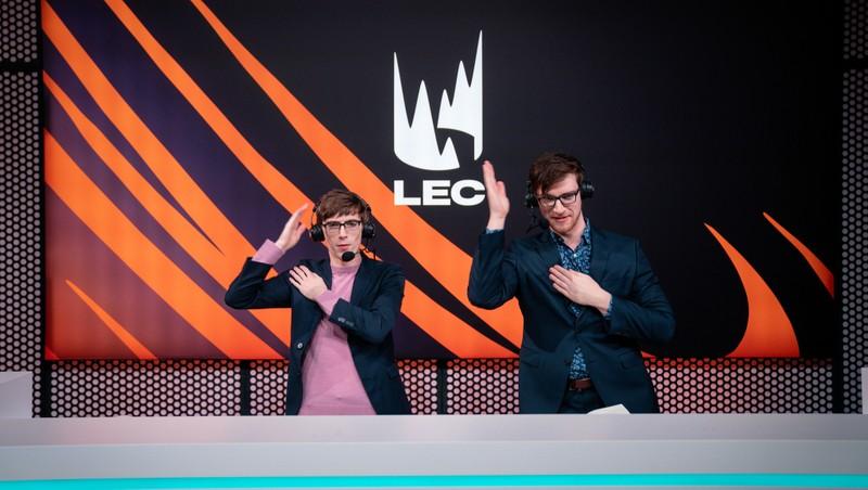 LEC revela talento que se transmitirá en 2021, incluidos Caedrel, Foxdrop – LoL – Noticias