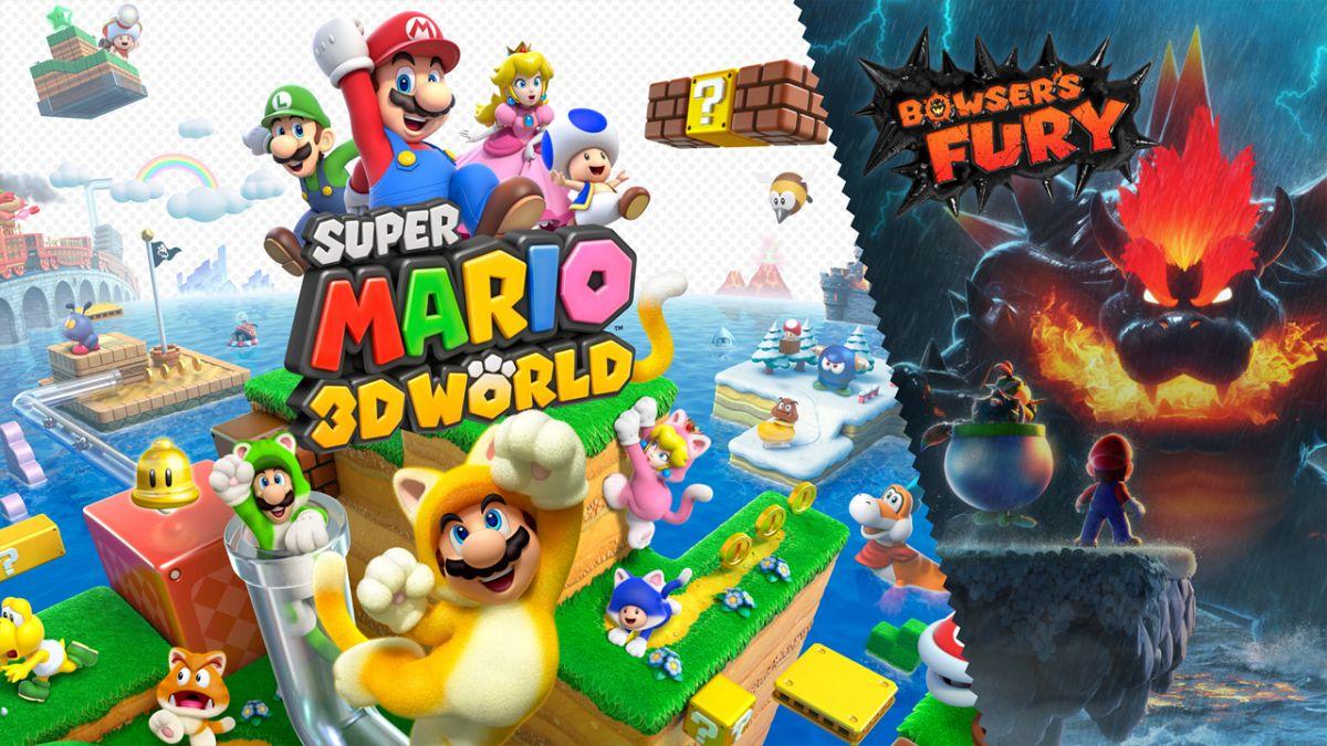 Reserva Super Mario 3D World + Bowser's Fury: la mejor oferta ahora mismo