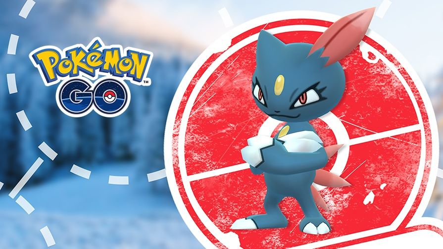 Los entrenadores de Pokémon Go pueden atrapar un Shiny Sneasel este fin de semana