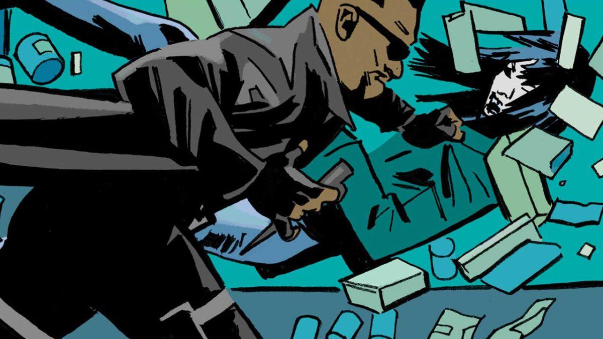 Blade, Luke Cage y un nuevo Venom en Marvel's Voices: Legacy Preview