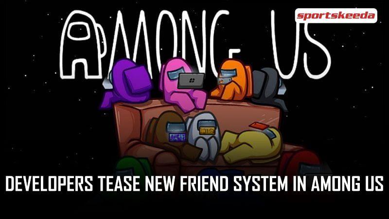 """Los desarrolladores de Among Us anticipan un nuevo """"sistema amigable"""" entre otras características nuevas que llegarán al juego."""