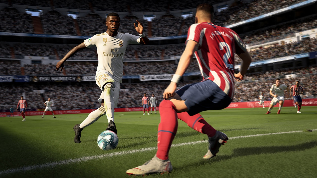 Vinicius Jr., João Félix y Manu Vallejo se inscriben en el torneo Stay and Play de EA Sports FIFA 20