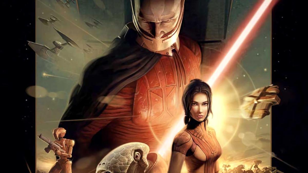"""Se rumorea que se está ejecutando un nuevo juego de Star Wars: Knights of the Old Republic y """"no es con EA""""."""