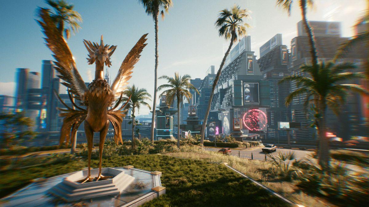 Cyberpunk 2077 es el mayor lanzamiento de juegos digitales de la historia