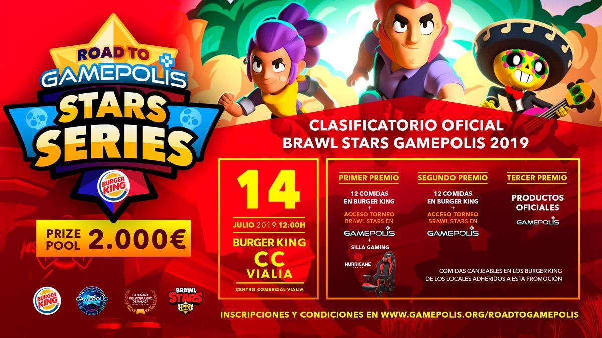 Gamepolis celebrará un torneo Brawl Stars antes del evento