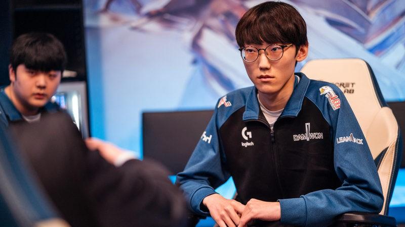Nuguri toma el primer lugar de ShowMaker en la League of LoL – ranking de jugadores de LoL