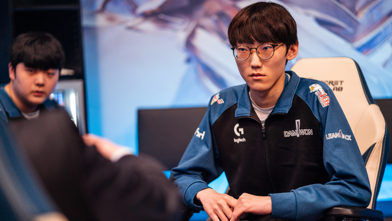 Nuguri toma el primer lugar de ShowMaker en la League of LoL – ranking de jugadores de LoL