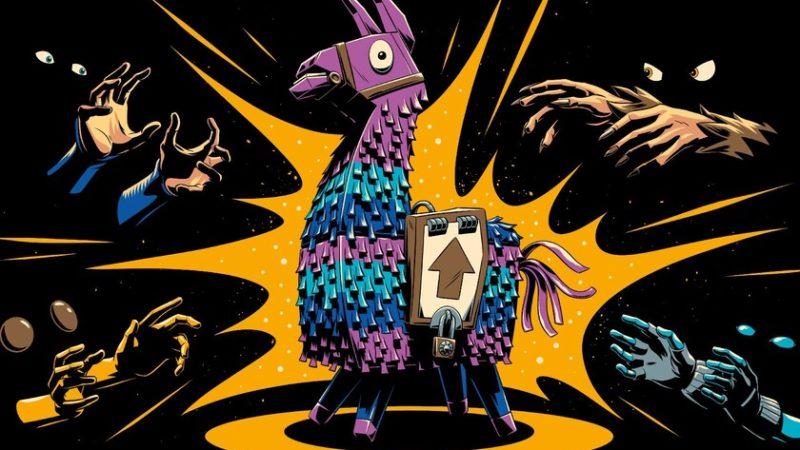 Epic Games entregará 1,000 pavos a los compradores de llamas de Fortnite luego de una demanda colectiva por botín