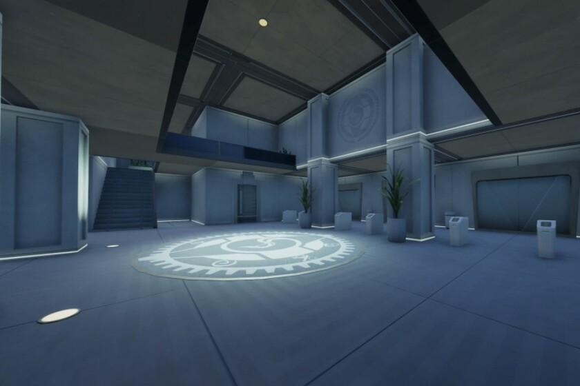 ¿Dónde están los servidores en Superficial Central en Fortnite temporada 5?