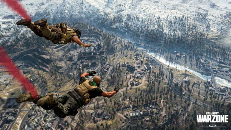 Se informa que el mapa de Call of Duty: Warzone Verdansk explotará al final de la segunda temporada