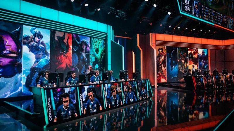 Riot presenta los cambios en las recompensas de la temporada LEC 2021
