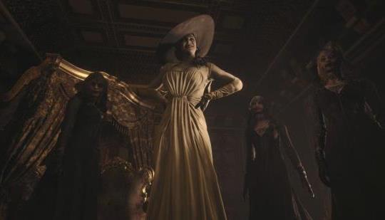 Los desarrolladores de Resident Evil: Village responden a la recepción de Lady Dimitrescu y revelan la altura completa