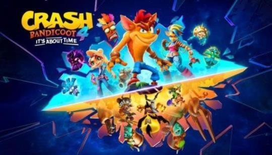 Crash Bandicoot ™ 4: Ya era hora – Próximamente para PS5, Serie X    S, Switch y PC