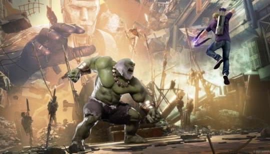 Mejoras detalladas de Marvel's Avengers para PS5 y Xbox Series, función de trazado de rayos eliminada