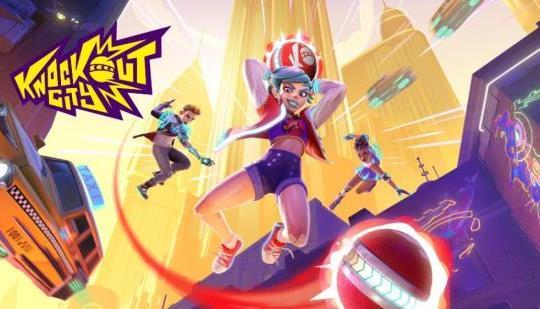 Knockout City llegará a Xbox, PlayStation, Switch y PC en mayo
