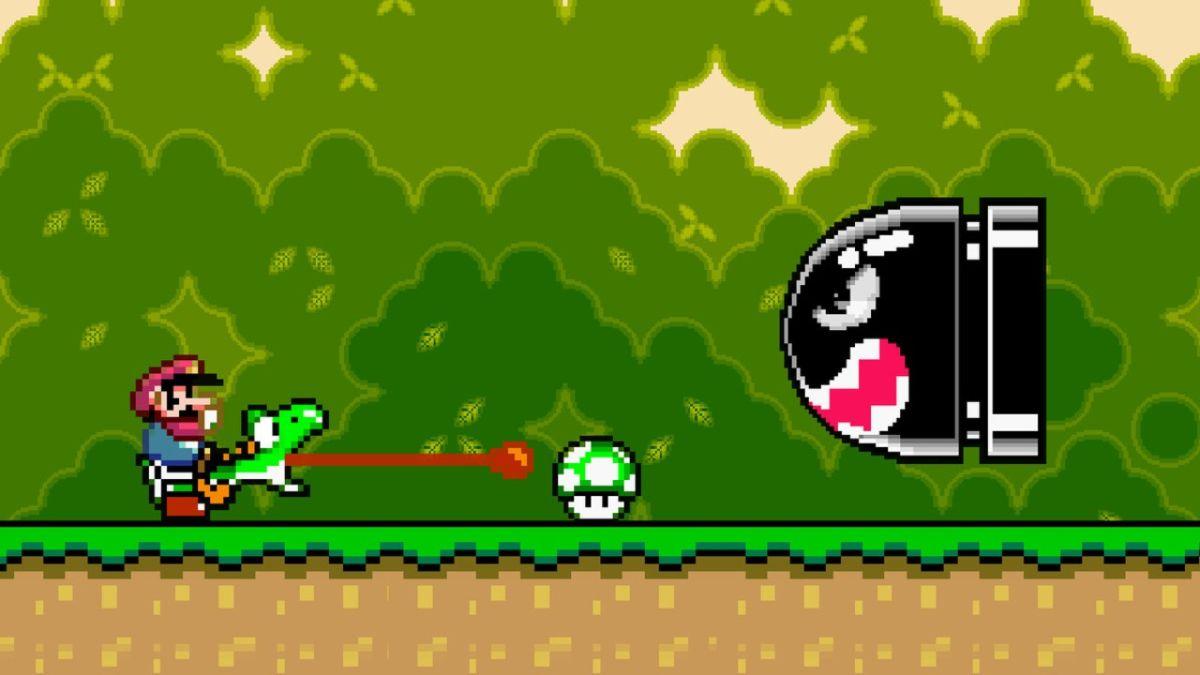 La banda sonora de Super Mario World ha sido restaurada a su gloria original sin comprimir