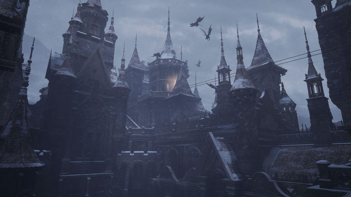 La Edición Coleccionista de Resident Evil Village revela un mapa del mundo del juego