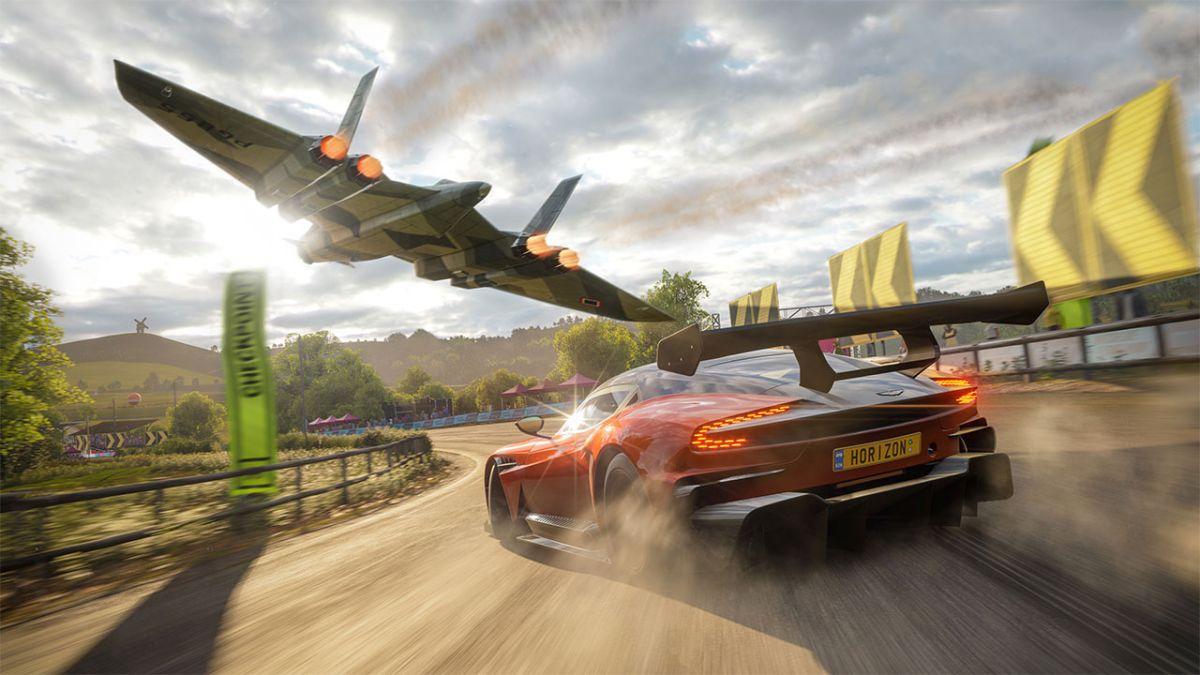 Forza Horizon 4 llega a Steam el próximo mes