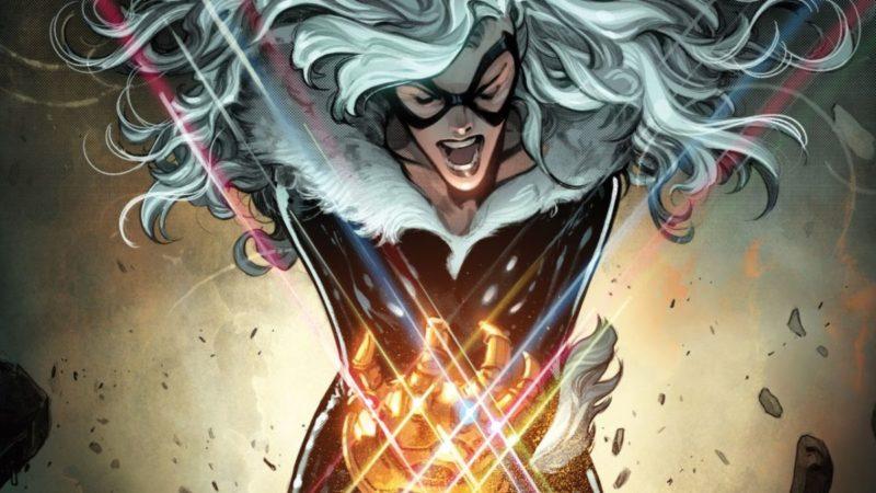 Black Cat está robando el Infinity Gauntlet, y un evento de Marvel, este verano