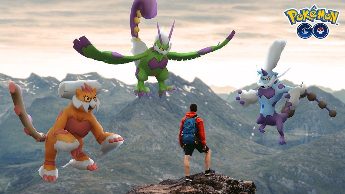 Pokemon Go: Season of Legends presentará tres nuevas Leyendas al juego
