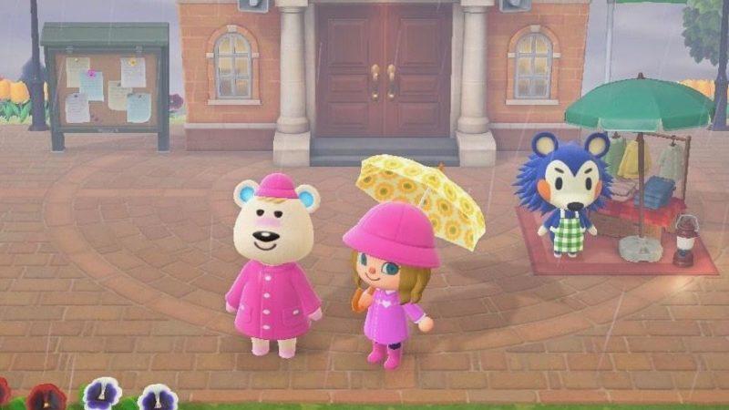 Un fan de Animal Crossing: New Horizons nota un comportamiento único entre los habitantes de las ranas