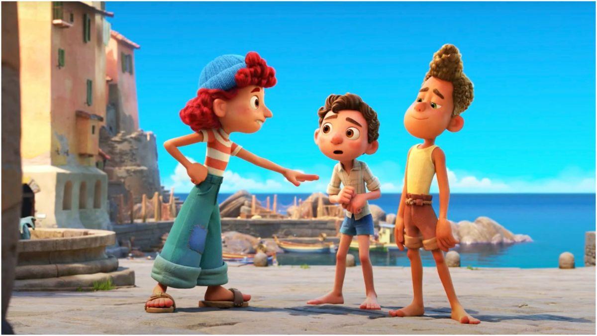 El primer tráiler de Luca muestra la mágica historia de amistad de Disney Pixar