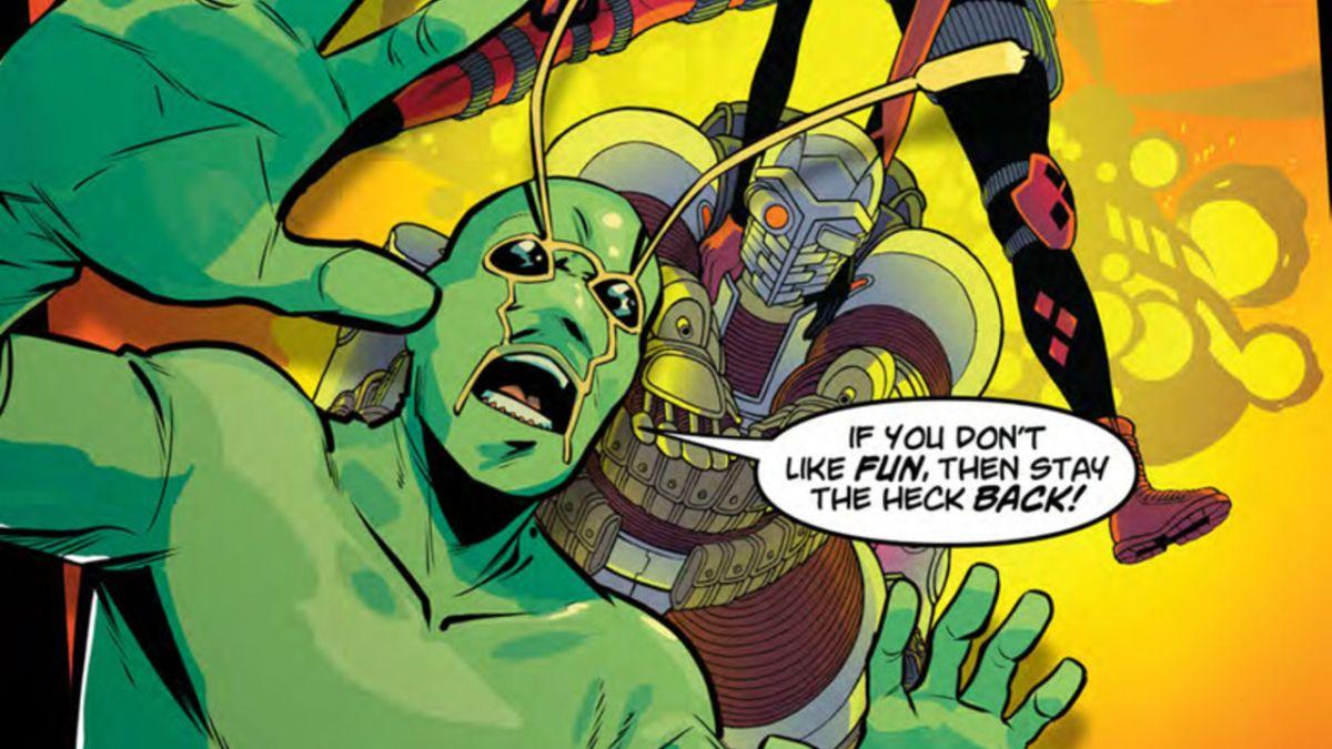 DC renombró historias inéditas de Suicide Squad, Nightwing y Batman