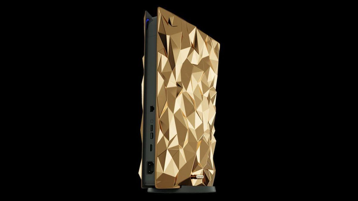 Cambia el color de tu PS5 con estas versiones personalizadas extremadamente caras