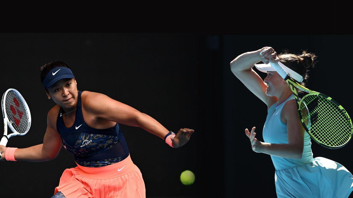 Cómo transmitir en vivo Osaka vs Brady desde cualquier lugar en la final del Abierto de Australia femenino