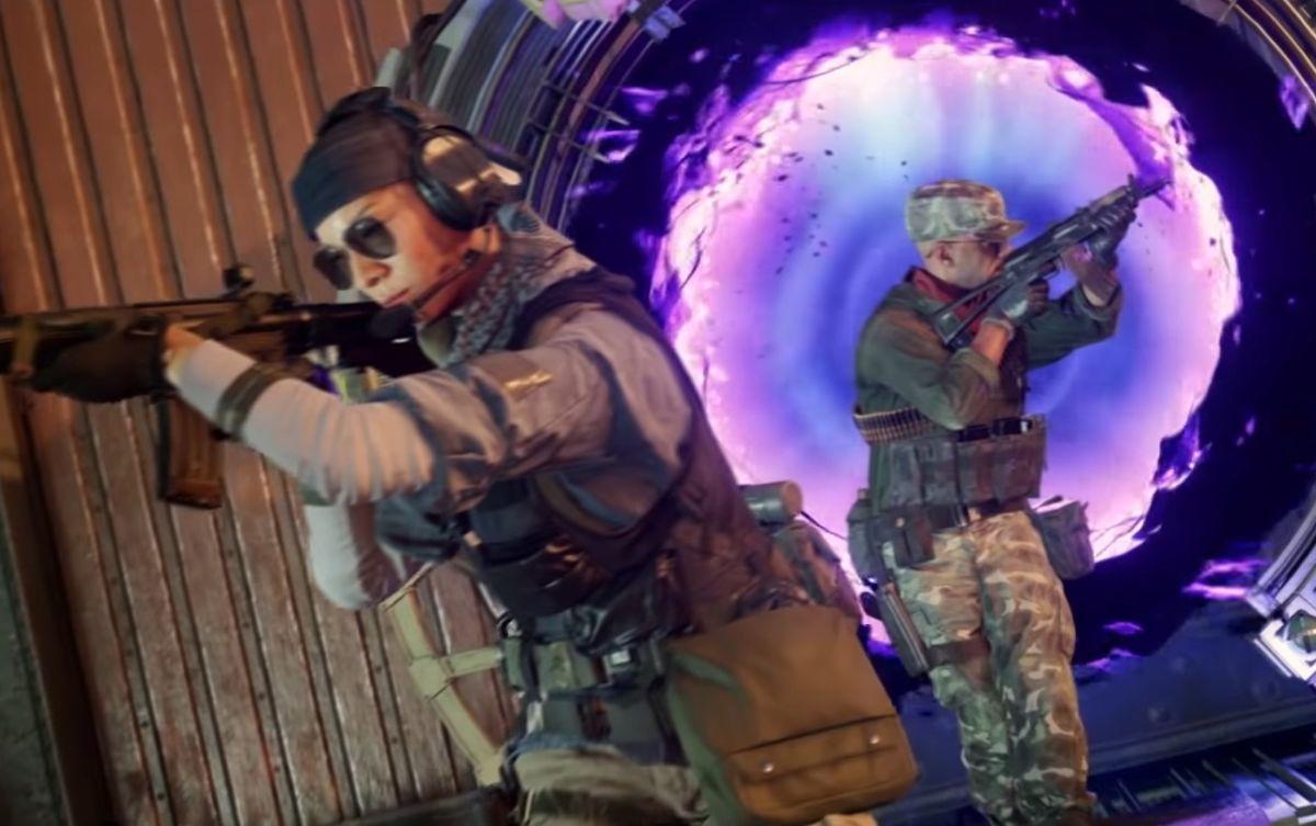 El mapa de Black Ops Cold War Zombies Firebase Z tiene un tráiler detrás de escena