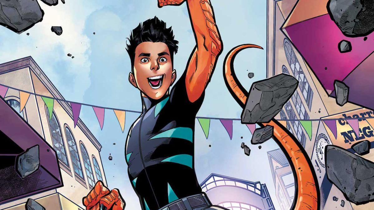 "Marvel Comics nombra a Reptile su ""próximo gran héroe"""