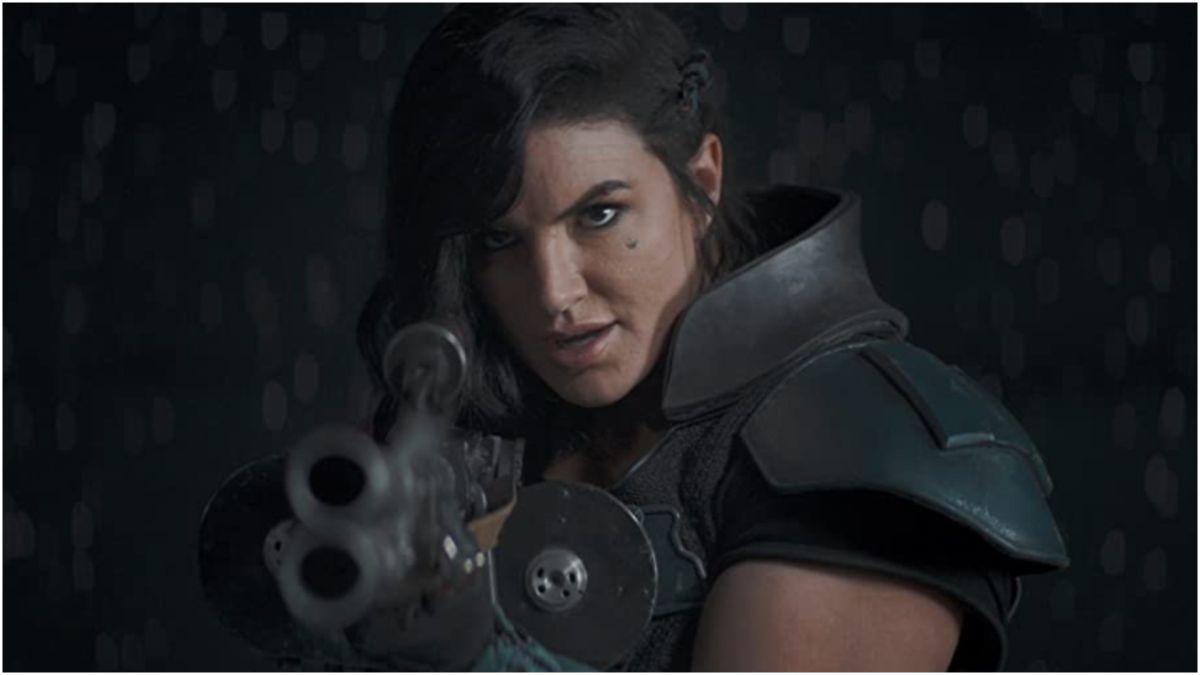 Según los informes, Gina Carano debería tener su propia serie derivada de The Mandalorian en el universo de Star Wars.