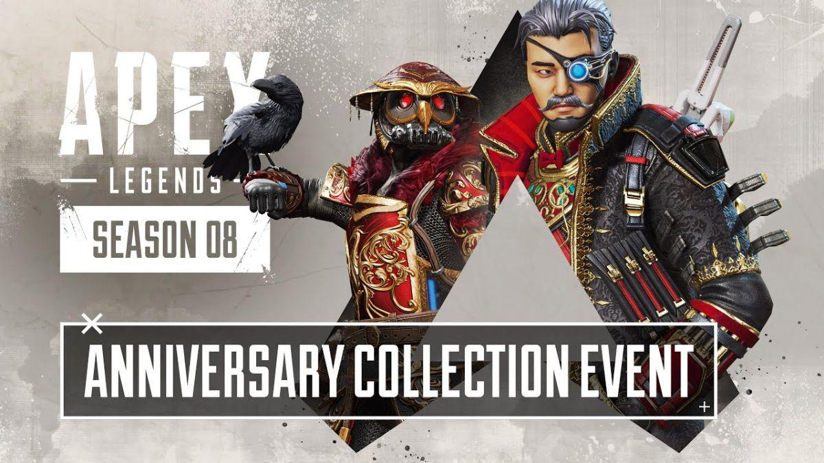 Apex Legends anuncia un evento de colección especial para el segundo aniversario