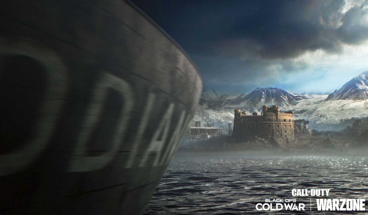 Call of Duty Warzone Ship Movie ya ha sido desactivado