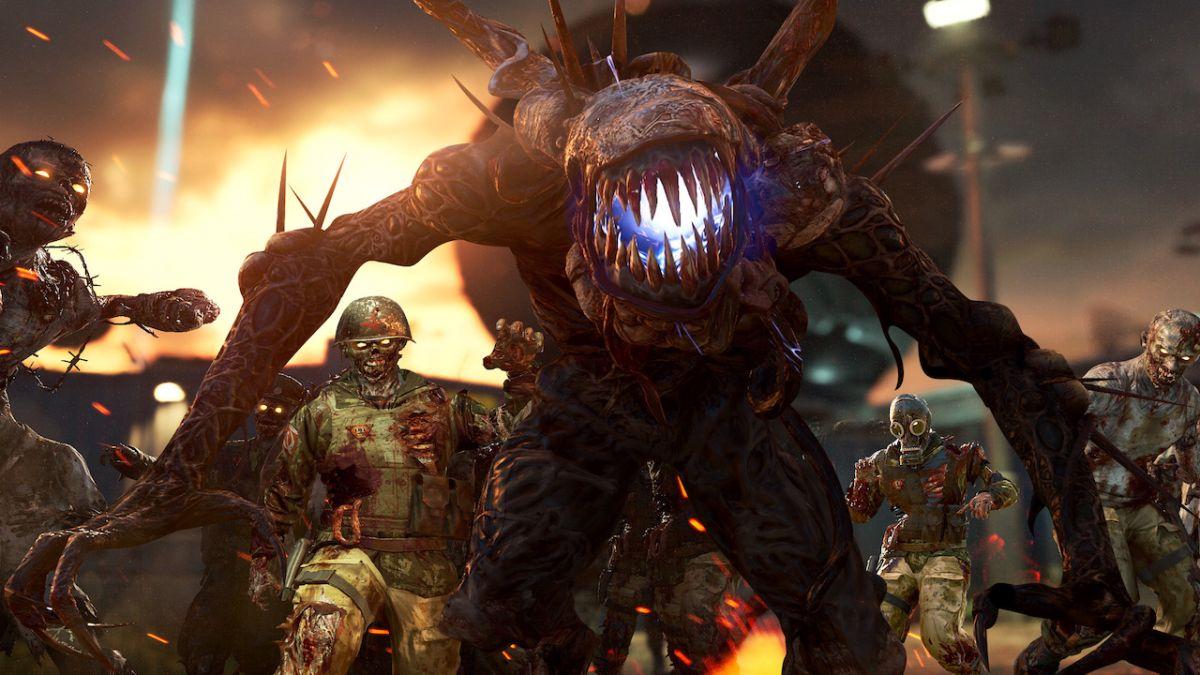 Call of Duty Warzone parece molestar a los zombies