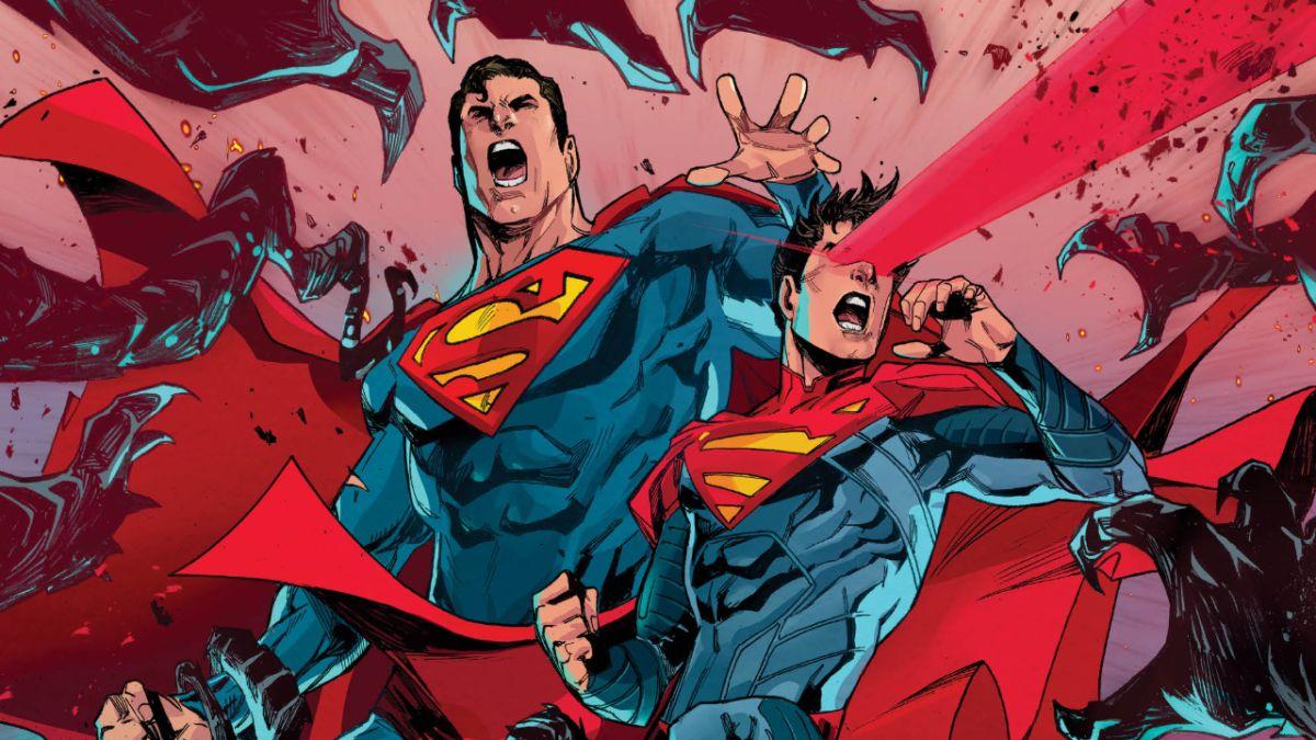 Se han revelado detalles de los títulos de DC Superman de mayo de 2021