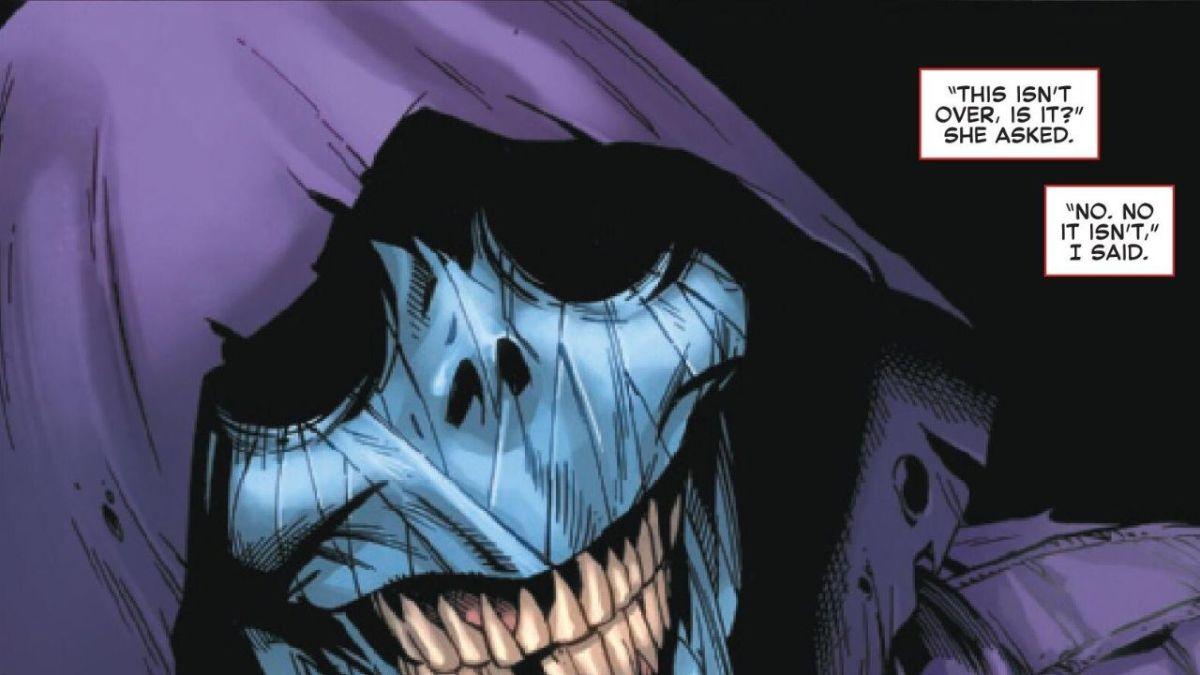 Peter intenta liberarse de la traición de Kindred en el avance de Amazing Spider-Man # 60