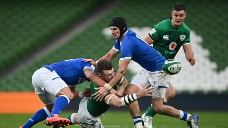 Cómo transmitir Italia e Irlanda en vivo gratis desde cualquier lugar de las Seis Naciones hoy