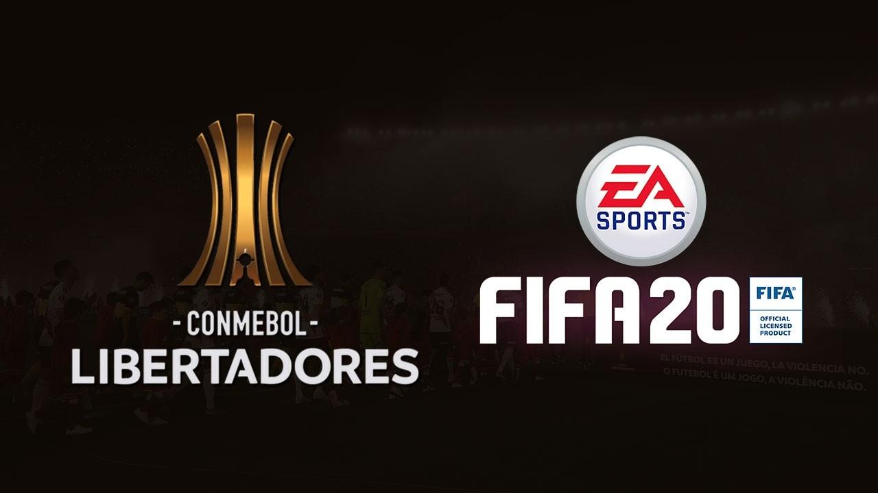 ¡La Copa CONMEBOL Libertadores comienza por primera vez en la serie en FIFA 20!