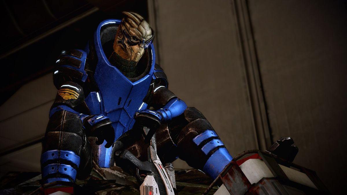 Mass Effect unirá a Garrus y Tali si tampoco romantizas