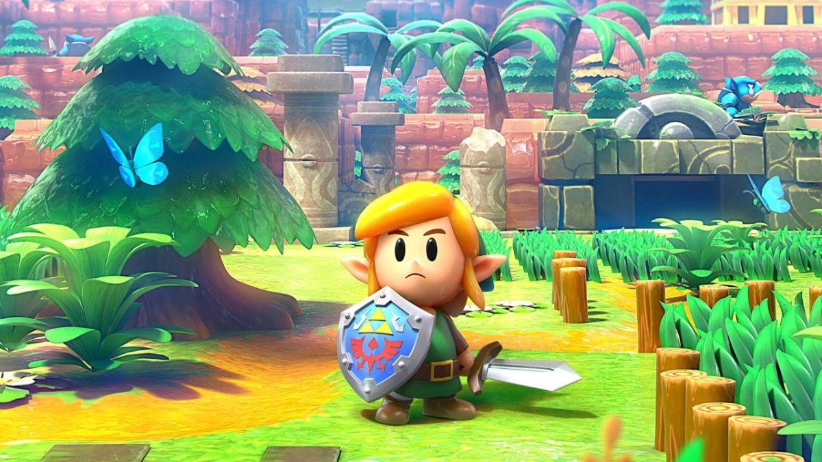 The Legend of Zelda: Link's Awakening Remake Studio para el próximo proyecto