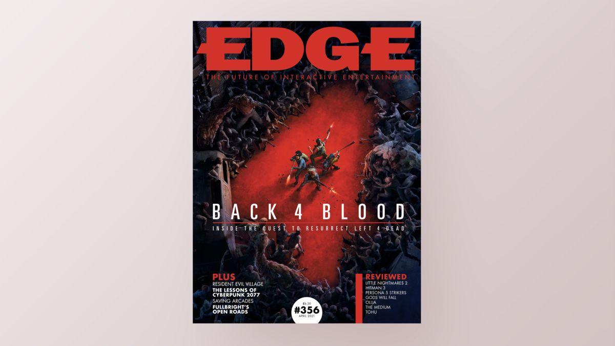 El tema de New Edge trata sobre Back 4 Blood, el sucesor espiritual de Left 4 Dead