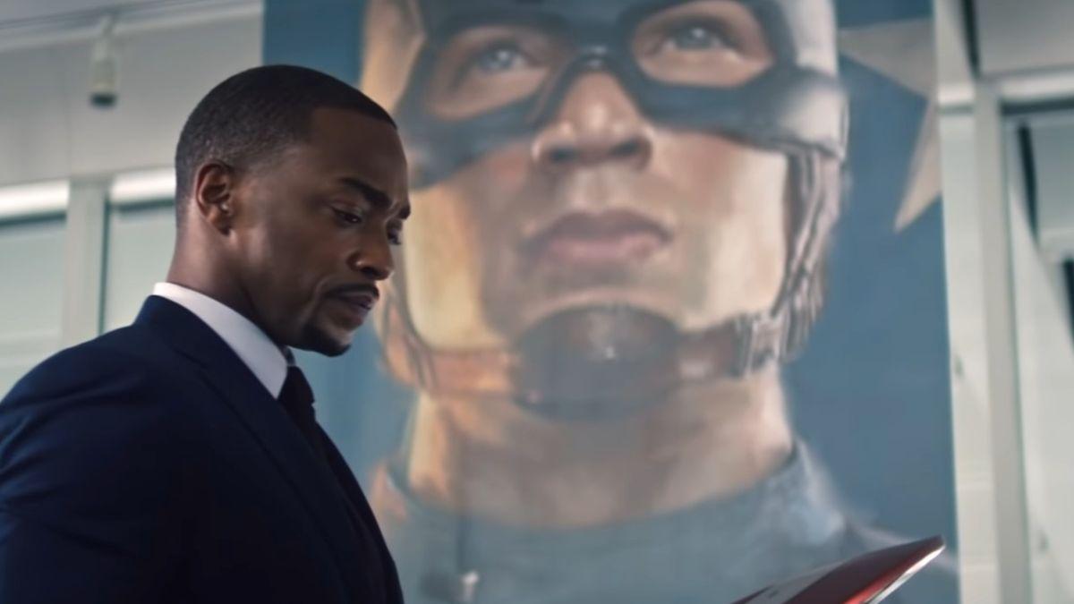 Marvel estrena el nuevo tráiler de Falcon and The Winter Soldier en el que Bucky usa el escudo