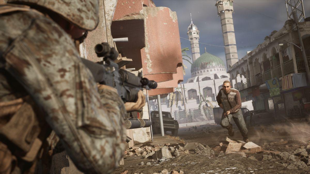 Six Days in Fallujah es un juego de disparos militar realista de los antiguos desarrolladores de Destiny y Halo.