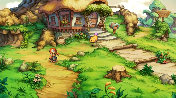 The Legend of Mana Remaster llega a Switch, PS4 y PC en junio